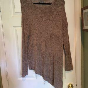 H&M Asymmetrical Knit Sweater